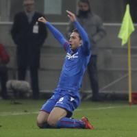 Il Bologna s'arrende a Bonaventura
