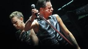 Depeche mode, Coez, Capossela... tutti i concerti della settimana
