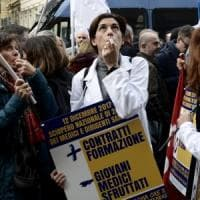 Medici in sciopero in Emilia-Romagna: