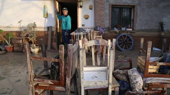 Alluvione di Lentigione, la stima provvisoria dei danni tocca i 105 milioni