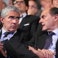 Casini-Bersani, sfida sottosopra nella Bologna rossa