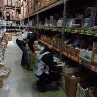 Bologna, maxisequestro della Finanza: 280mila fra giocattoli e articoli