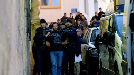 "Igor in isolamento: ""Ha dormito in modo normale"". Voleva travestirsi da agente della Guardia civil"