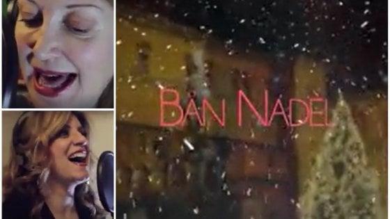 """Altro che """"Jingle bells"""": """"Ban Nadel"""", il Natale cantato in bolognese è un augurio universale"""