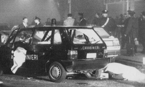 Bologna, Zuppi commemora i tre carabinieri vittime della Uno Bianca al Pilastro