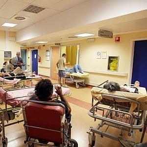 L'influenza manda in tilt gli ospedali bolognesi