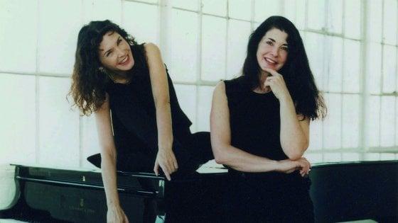 Gli appuntamenti di lunedì a Bologna e dintorni: due sorelle al pianoforte