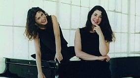 Gli appuntamenti di  domenica  e lunedì  a Bologna: due sorelle al pianoforte