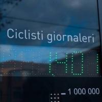 Bologna, il refuso sul contaciclisti