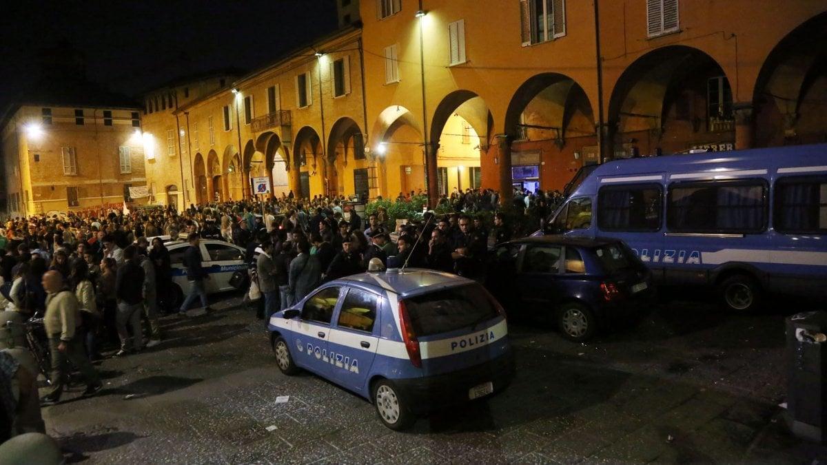 Bologna un 39 altra rapina in zona universit il for Il portico pizzeria bologna