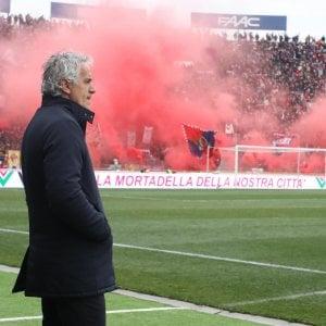"""Inter-Bologna, Donadoni: """"Serve una grande prestazione"""""""