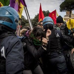 Scontri alla Montagnola, il pm chiede assoluzione per 12  attivisti su 14