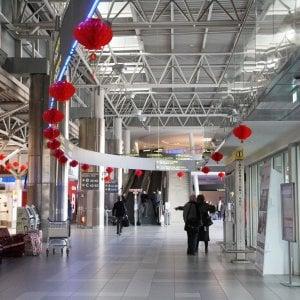 L'aeroporto di Bologna festeggia il Capodanno cinese
