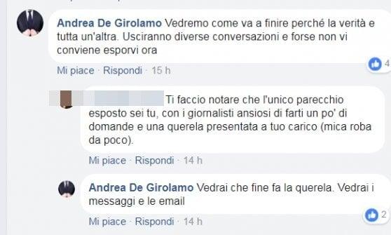 """M5s, l'ex compagno di Giulia Sarti sui rimborsi: """"La verità è tutta un'altra. Vado dritto in Procura"""""""