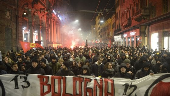 Scontri Bologna, Merola denuncia Hobo e Forza Nuova