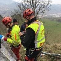 Rimini, muore precipitando durante un'escursione in mountain bike