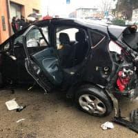 Gravi incidenti nel Bolognese. Un 37enne in Rianimazione, ferito un bimbo