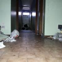 Bologna, sgomberato stabile pubblico inagibile dal terremoto 2012