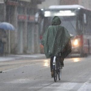 Emilia Romagna, arrivano gelo siberiano e neve anche in pianura
