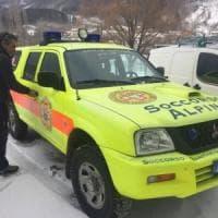 Ritrovati i due alpinisti dispersi sull'Appennino modenese: avevano scavato