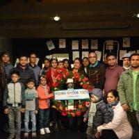 Cori e danze popolari, la festa dei bengalesi di Bologna