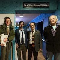 Bologna, tra il pubblico del cinema