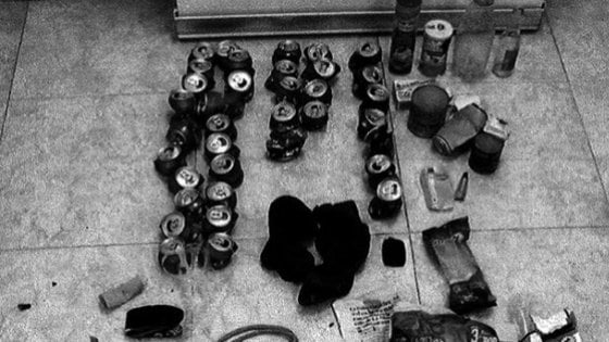 Una pistola e lattine di birra nell'ultimo rifugio di Igor in Spagna