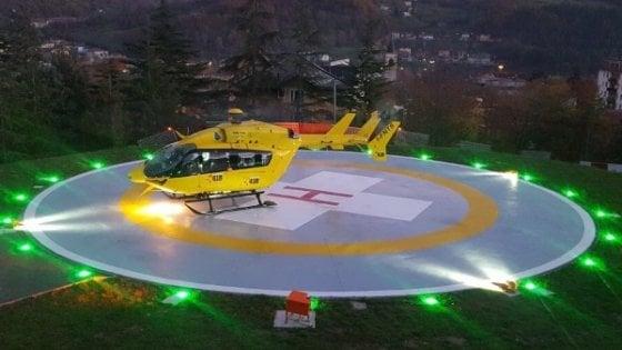 Elisoccorso, in Emilia-Romagna 159 punti di atterraggio entro il 2019