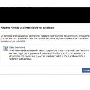 Ferrara, militante comunista cita Toni Negri e Facebook le chiude il profilo
