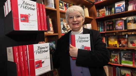 """Bianca Pitzorno e il suo libro per ragazzi tacciato di gender: """"Ho paura per i bambini di oggi"""""""