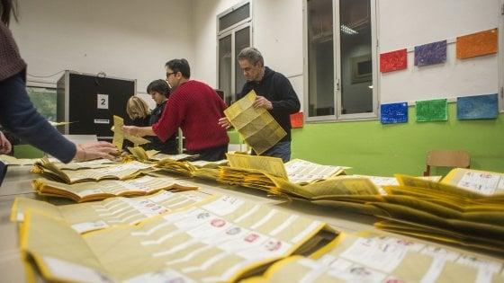 Emilia Romagna, la debacle del Pd: -11%. Vince il centro destra