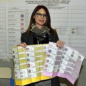 Emilia Romagna, i collegi alla Camera