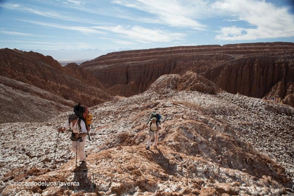 Il Cile come Marte, gruppo di speleologi in angoli inesplorati della Cordigliera del Sale a caccia di microorganismi 'alieni'