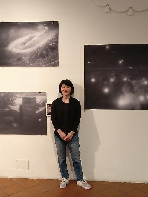 Bologna, tsunami e ricostruzione nelle fotografie di Mayumi Suzuki