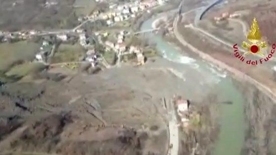 Maltempo e rischio frane in Emilia-Romagna, 1000 volontari in azione