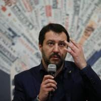 """Salvini a Modena per ricontare le schede: """"Qui la mia vittoria più bella, il prossimo..."""