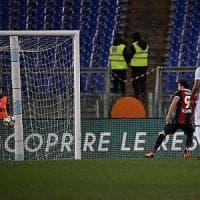 La risposta di Donadoni, buon punto all'Olimpico: Lazio-Bologna 1-1