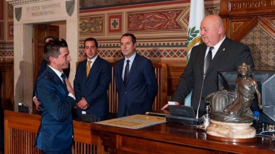 San Marino, a 27 anni diventa Capo di Stato: Matteo Ciacci è il più giovane al mondo