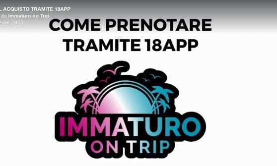 """Rimini, """"I 500 euro di bonus cultura usati per beach party, alcol e discoteche"""""""