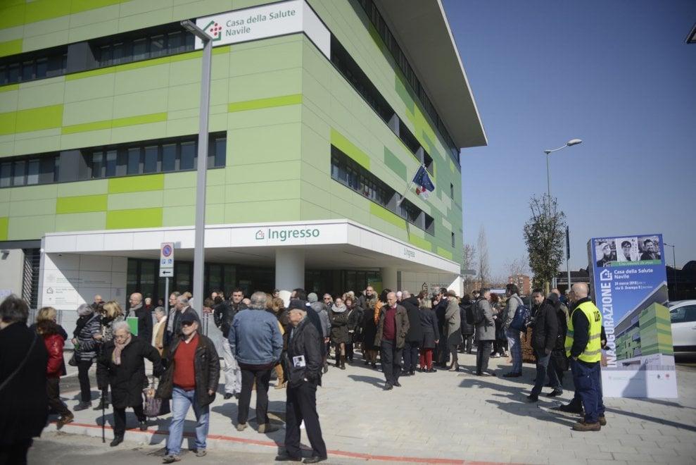 Bologna festa per la nuova casa della salute del navile for Costo della nuova casa