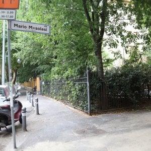 Bologna, nasce la piazzetta dedicata agli Umarells