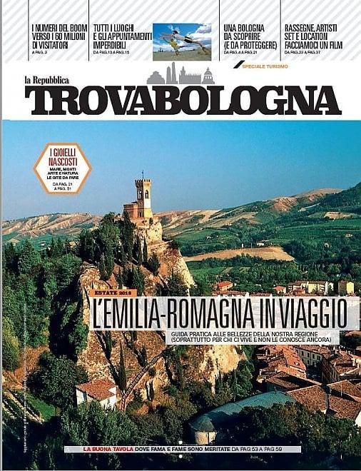 TrovaBologna gratis con Repubblica: una guida all'Emilia Romagna