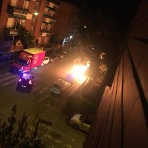 Notte di incendi a San Lazzaro, appello del sindaco