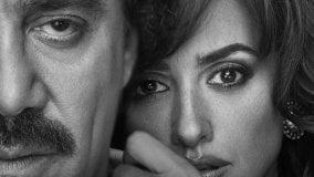 """Oggi al cinema: la programmazione completa a Bologna e provincia  """"Loving Pablo"""": Bardem e Penélope Cruz nel film sul boss Escobar"""