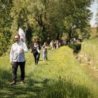 """Bologna, """"basta cemento"""": sit in per difendere gli alberi dei Prati di Caprara"""