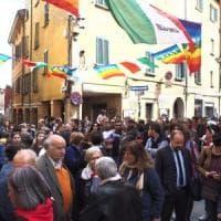Pratello, per il 25 aprile ordinanza coprifuoco in mezzo centro storico