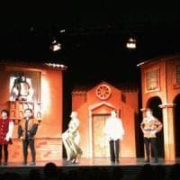 Bimbincittà: Romeo e Giulietta, si chiude il Baby Bofè