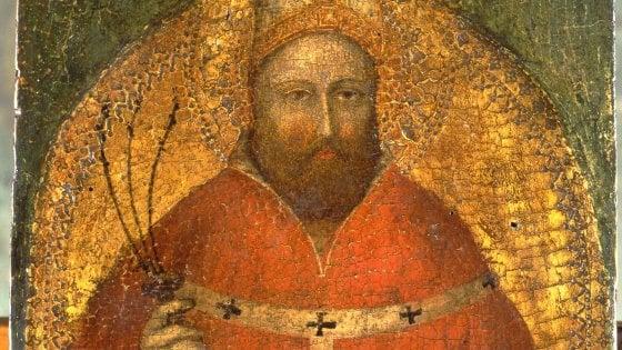 Recuperato il Sant'Ambrogio rubato alla Pinacoteca, il ladro è un bolognese