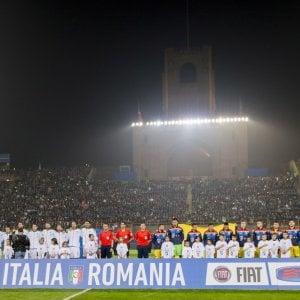 L'Italia torna al Dall'Ara il 7 settembre