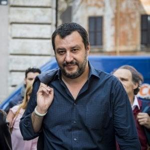 Querela di Salvini a Merola, il giudice archivia